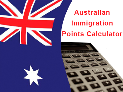 Are you eligible to migrate to Australia. The Calculator decides