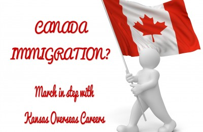 Aspiring for a career in Canada. Kansas will show you the ropes!