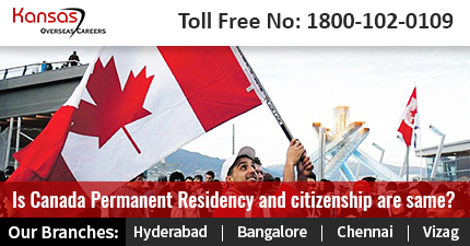 Canadian Permanent Residency
