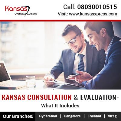 Kansas consultation and evaluation