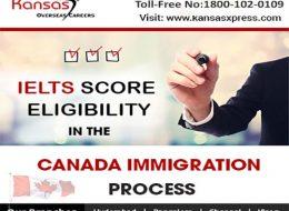 IELTS Score for Canada