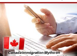 Myths on reapplication of Canada PR