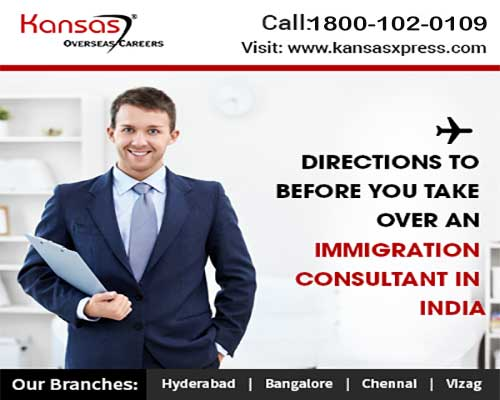 Immigration consultant in India