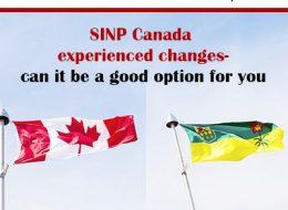 Saskatchewan Immigration Nominee Program