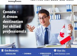 Canada-A dream destination for skilled professionals