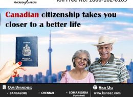 Settle in Canada and enjoy the benefits of Canadian citizenship