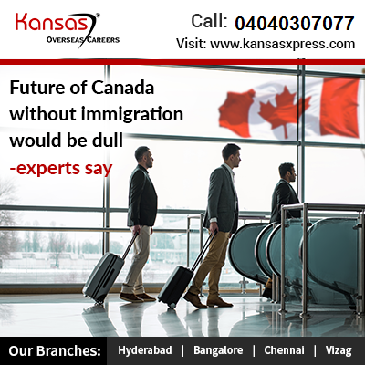 Canada requires more immigrants. Try your chances!
