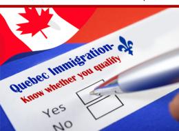 Quebec Immigration-Try your chances!