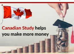 Canadian Study helps you make more money