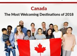 Canada- The Most Welcoming Destinations of 2018