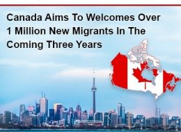 Canada New Migrants In The Coming Three Year