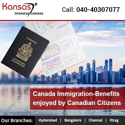 Benefits of Canadian Citizens