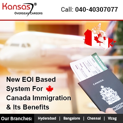 New EOI Based System For Canada Immigration And Its Benefits