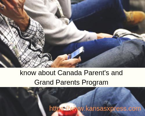 Parent and grandparent program
